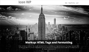 Icon WP