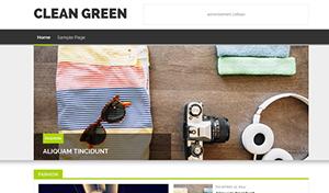 WP Clean Green
